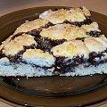 kruche z czekoladą i powidłami #ciasta #pieczenie #kulinarne