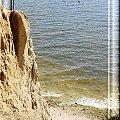 Klif w Gdyni Orłowo #Klif #Orłowo #morze