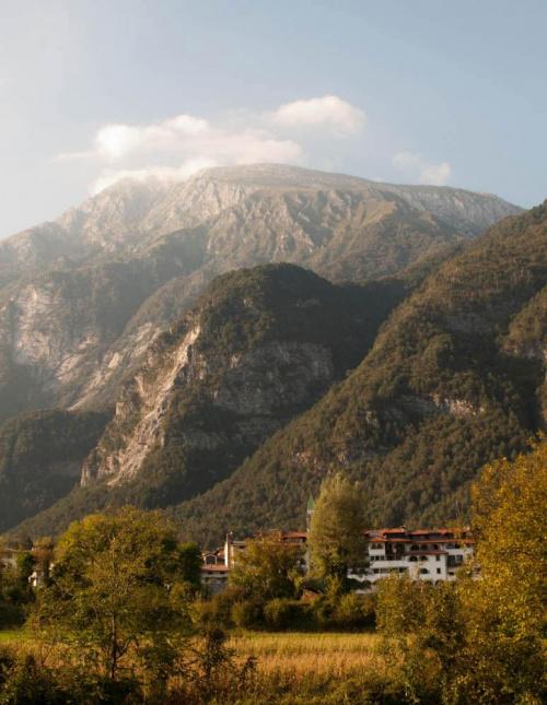 Okolice Villach - Alpy Karnickie to część Alp wschodnich znajdująca się na granicy Austrii i Włoch #alpy