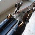Pedersoli Safari Express 72 #broń #BrońCzarnoprochowa #BrońPalna #DużeKalibry #express #pedersoli #safari #strzelba