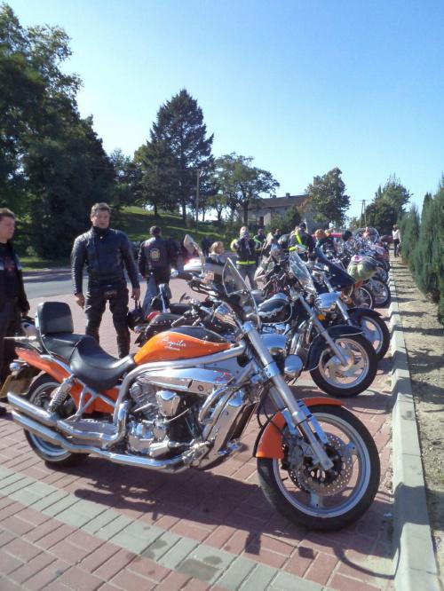 #BamZlotChińskiMotocykl