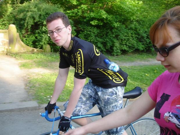 jupi! #rolki #rower #ParkSkaryszewski