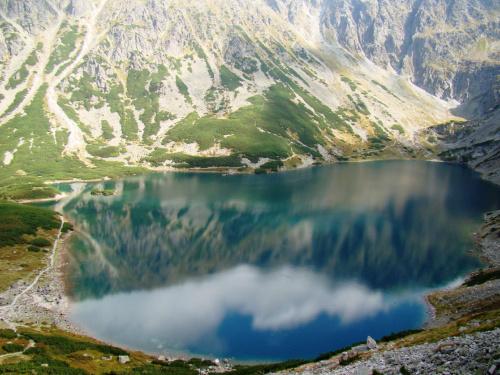 niebo na ziemi :) #góry #jesień #CzarnyStaw #zakopane
