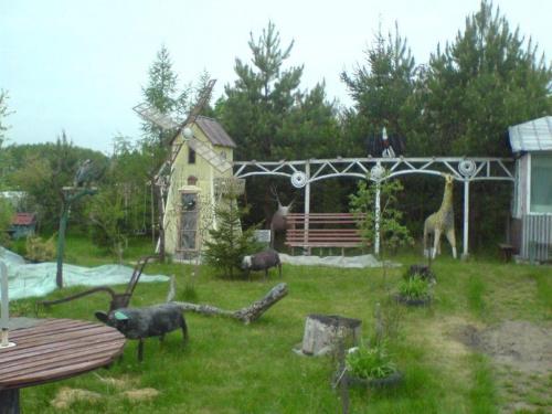 Ogród u dziadków:)
