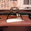 Rama #budowa #modelarstwo #quadrocopter #wiicopter