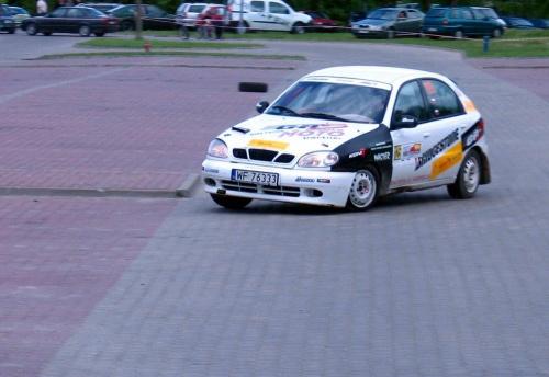 IX Forum Motoryzacji na terenie politechniki białostockiej