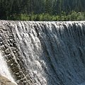 #Wisła #zapora #wodospad #góry #tama