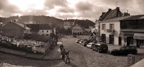 Listopadowy Kazimierz #KazimierzDolny #miasteczko #rynek #krajobraz #uliczka #domy
