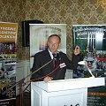 Na zakończenie konferencji głos zabrali:: profesor Akademii wrocławskiej #Militaria #Konferencja #Osoby