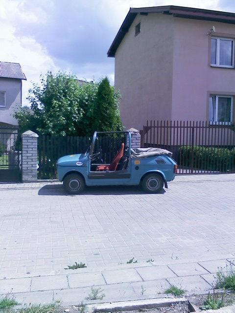 maluch cabrio