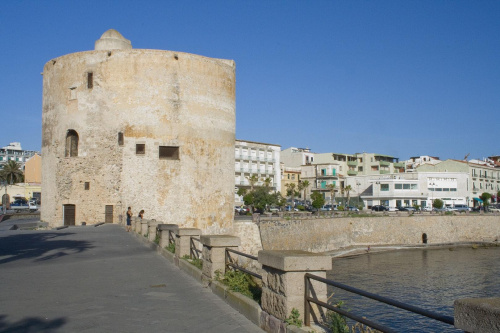 Stare miasto Alghero...