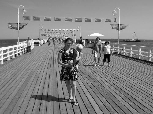 #wakacje #morze