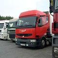 #ciężarówki #renault #premium