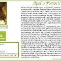 Aneta Gierczyk - http://pomagamy.dbv.pl/ #Apel #ChoreDzieci #darowizna #schorzenie #OpiekaRehabilitacyjna #Fiedziuszko #fundacja #PomocCharytatywna #PomocDzieciom #PomocnaDłoń #rehabilitacja #sponsor #sponsoring #ANETAGIERCZYK #ChorobaGenetyczna