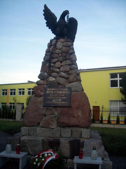 Pomnik poległych żołnierzy w 1917r. #pomnik