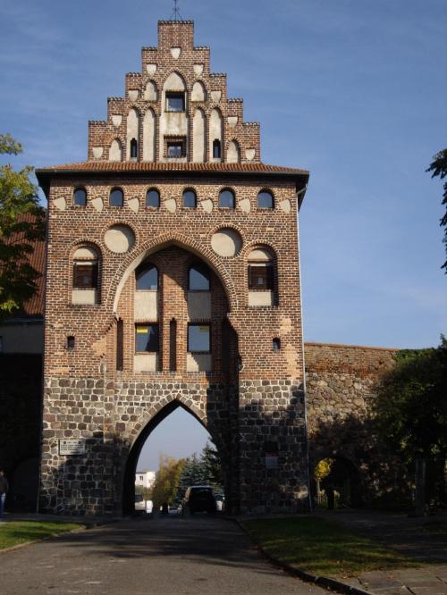 Brama Pyrzycka w Stargardzie. #Stargard