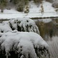 Październikowa zima w Parku Śląskim w Chorzowie, 28.10.2012 #AtakZimy #Chorzów #GórnyŚląsk #mróz #ParkŚląski #październik #Październik2012 #śnieg #ZimaNaGórnymŚląsku