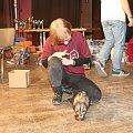 Wystawa Kraków 2012 _ JAJKO 4 #AKI #fretka #fretki #gwiazdor #Kraków #nagroda #wystawa