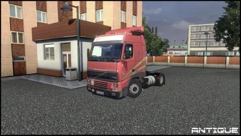 Ciężarówki - Euro Truck Simulator 2 Mody - artek210 - Chomikuj.pl