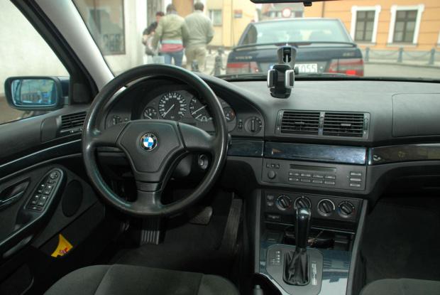 #benzyna #BMW #E39 #lala #piękna #środek #zadbana