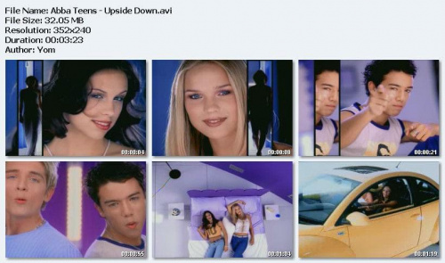 Abba Teens - Upside Down (1999)