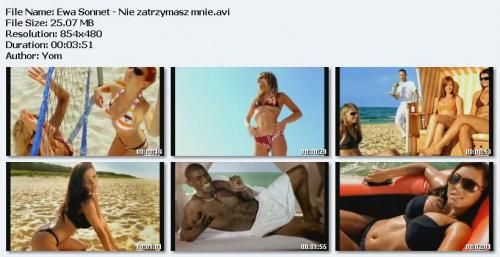 Ewa Sonnet - Nie Zatrzymasz Mnie (2006)