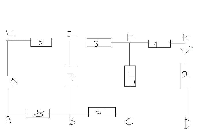 jaki prąd popłynie w poszczególnych gałęziach obwodu.