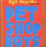 Pet Shop Boys - ZYX Mega Mix CDM 1988