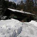 Goście w schronisku Szwajcarka witani są serdecznie ;) #Szwajcarka #Góry #RudawyJanowickie #Karpniki #zima
