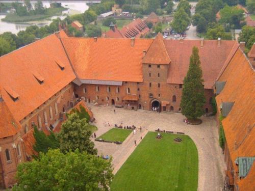 Zamek w Malborku #zamek #Malbork #zabytek