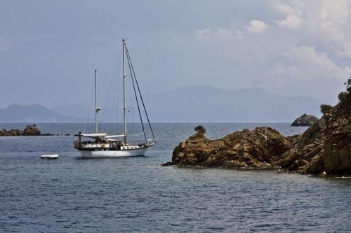 Zdjęcie z rejsu po 12 tureckich wyspach
