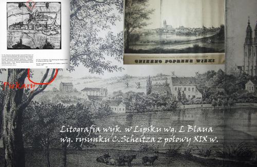 Wiatraki w okolicach Gniezna Piekary