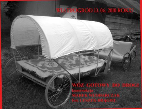 Wóz Wiatrogród 13.06.2010