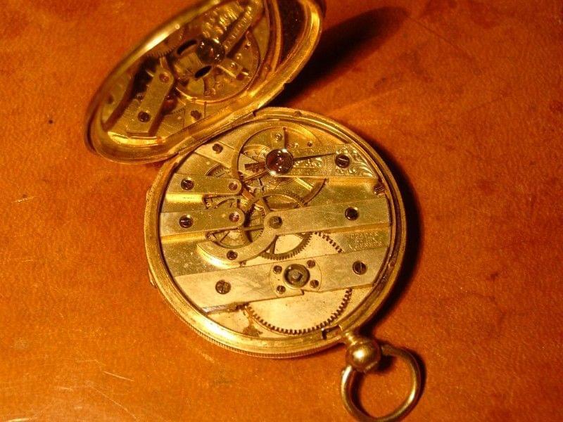 Les plus belles montres de gousset des membres du forum - Page 4 De6ca9a9b64e3499