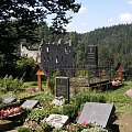 Fragment cmentarza #oybin #niemcy #ViaSacra #kurort