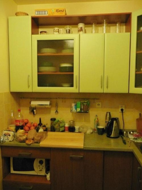 KUCHNIA  kolor ścian, kolor farby do kuchni  Wnętrza   -> Kuchnia Zielone Kafelki