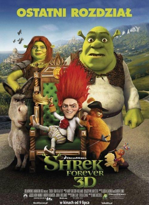 Shrek Ostatni rozdział / Shrek Forever After (2010) [DVDRip.XviD][Polski Dubbing]