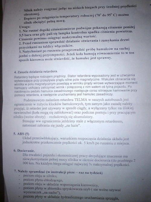 Streszczona instrukcja obsługi Jelcza MO81 MB #Jelcz