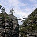 Szwajcaria saksońska..park określany nazwą szwajcaria na mocy tradycji ma szczególne walory,tak jest i tutaj w niemieckiej Saksonii..piękne miejsce:) #SkalneMiasto #SzwajcariaSaksońska #Niemcy #rezerwat