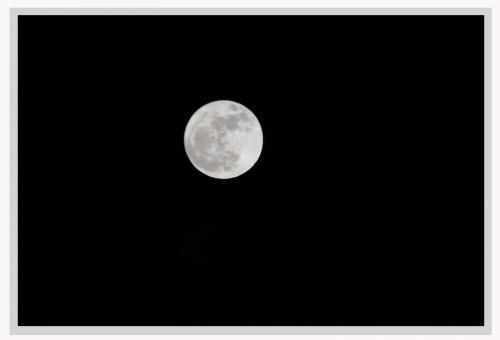 Wczorajsza pełnia #księżyc #pełnia