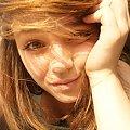 Ojej fajnie się patrzyła :) #ola #fajnie #dziewczyna