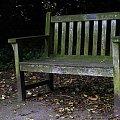 #ławeczka #park #ławka