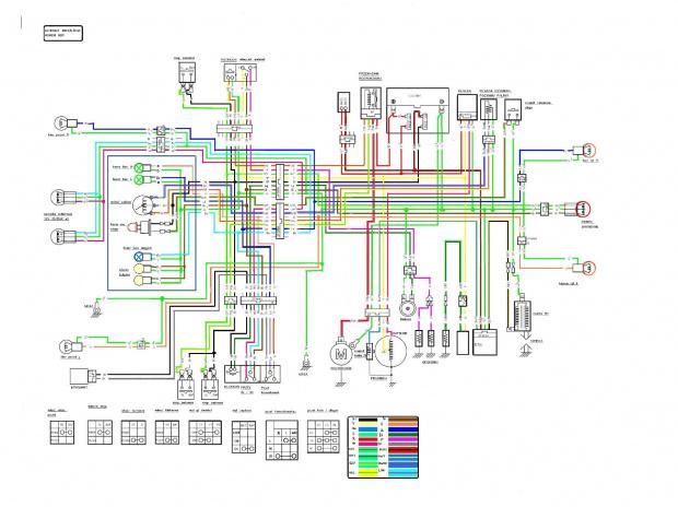 схема электрооборудования хонда леад фото родным отцом отношения