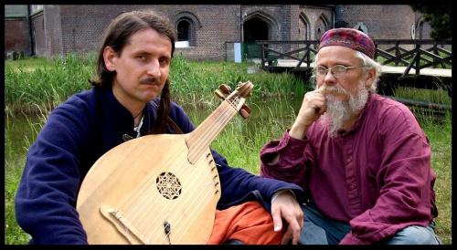 Leszek Brągiel i Taras Kompaniczenko 2011.05.20