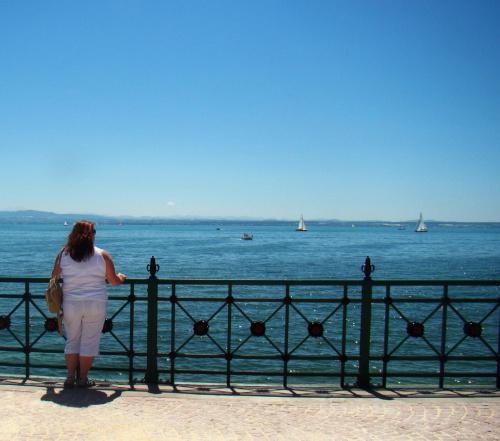 cieszyć się widokiem... #wakacje #lato